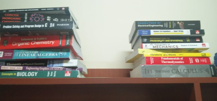 All first yr books
