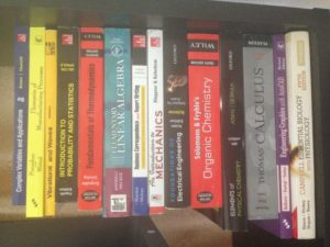 All First Year TextBooks – 140 dirhams OR Each book – 10 dhs